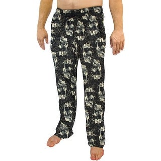 Star Wars Hano Solo Chewbacca Pajamas Men's Chewy Speckle AOP Lounge Pants