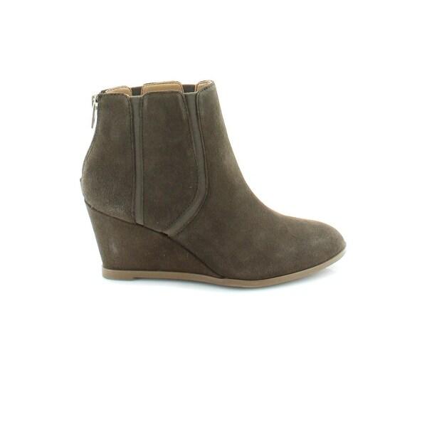 Alfani Calistah Women's Boots Camo Green - 6