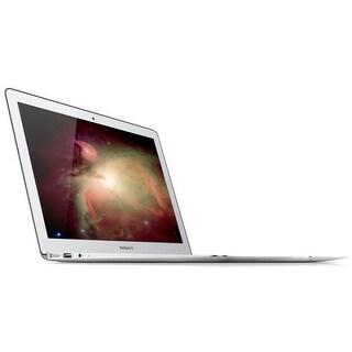 """Apple MacBook Air MJVP2LL/A Intel Core i5-5250U X2 1.6GHz 4GB 256GB SSD 11.6"""", Silver (Refurbished)"""