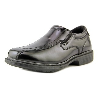 Nunn Bush Bleeker St. Jr. Square Toe Synthetic Loafer