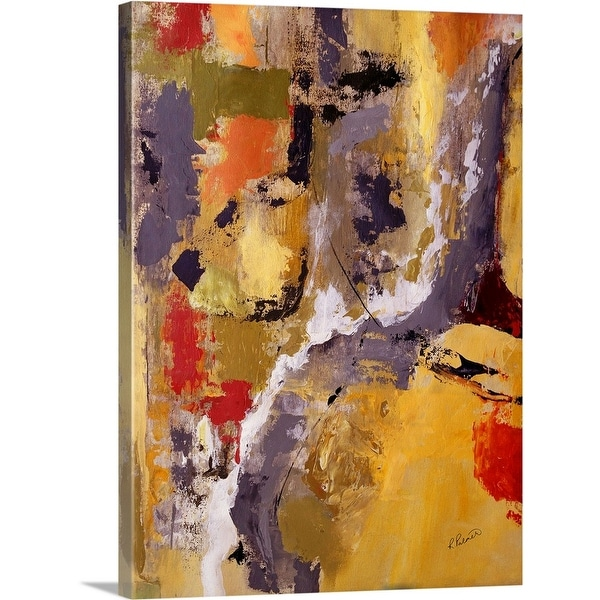 """""""Fountain Of The Lord"""" Canvas Wall Art"""