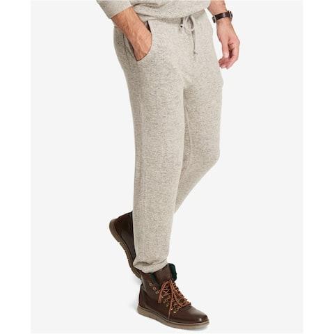 Weatherproof Mens Melange Pajama Lounge Pants