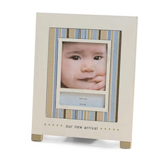 "Gund ""Our New Arrival"" Baby Picture Frame"