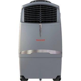 """""""Honeywell 63 Pint Indoor-Outdoor Portable Evaporative Air Cooler 63 Pint Indoor/Outdoor Portable Evaporative Air Cooler"""""""