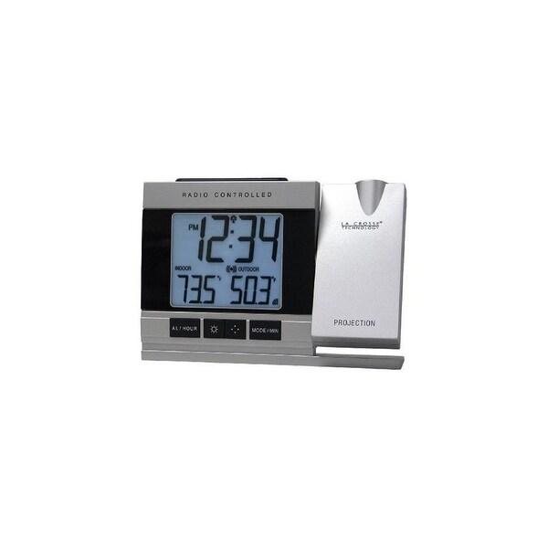 Shop La Crosse Technology Lcr5220uitcbpg Atomic Projection Alarm