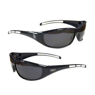MLB San Diego Padres Wrap 3 Dot Sunglasses