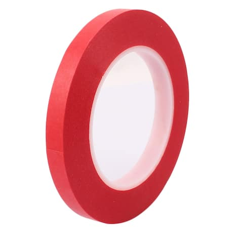 12mm x 33m PET Tape High Temperature Heat Resistant For PCB Welding Repair Red