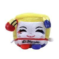 "Suicide Squad 2.5"" Kawaii Cube Plush: Harley Quinn - multi"