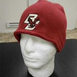 Boston College Heisman Adult Osfa Beanie Hat Cap Reebok 65Ro