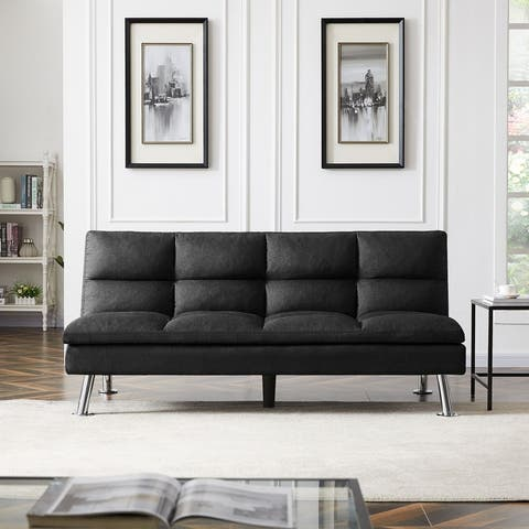 Relax Lounge Futon Sofa Bed Sleeper