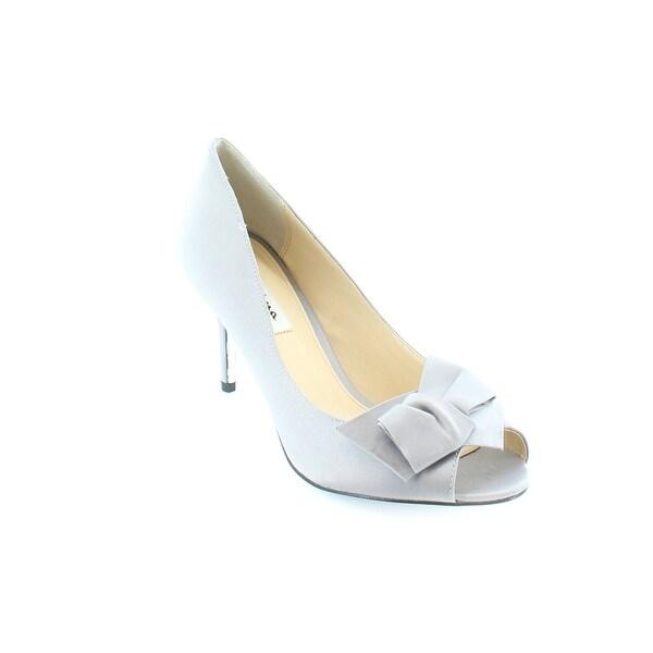 Nina Fraser Women's Heels Royal Silver