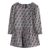 Richie House Girls' Sweet Long Sleeve Dress