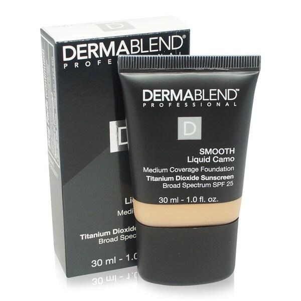 Dermablend Smooth Liquid Camo Foundation Chai 35W 1 Oz