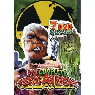 Complete Toxic Avenger Box Set [DVD]