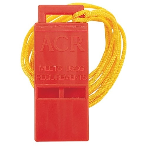 """""""ACR Electronics Res-Q Whistle Res-Q Whistle"""""""