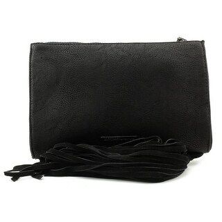 BCBGeneration The Dreamweaver Women Synthetic Clutch - Black