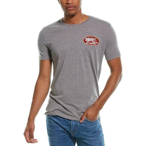Lucky Brand High Life Beer T-Shirt