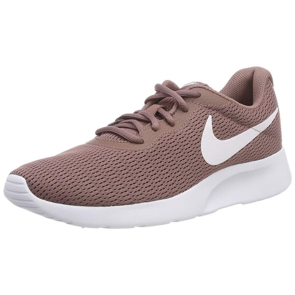 limited guantity official site innovative design Shop Nike Women's Tanjun Low-Top Sneakers (Smokey Mauve ...