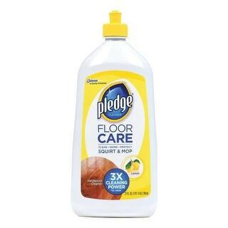 Pledge 81316 Wood Floor Cleaner, Citrus, 27 Oz.|https://ak1.ostkcdn.com/images/products/is/images/direct/592afa64a908f162187e09d0ce7d30fed7a3247d/Pledge-81316-Wood-Floor-Cleaner%2C-Citrus%2C-27-Oz..jpg?impolicy=medium