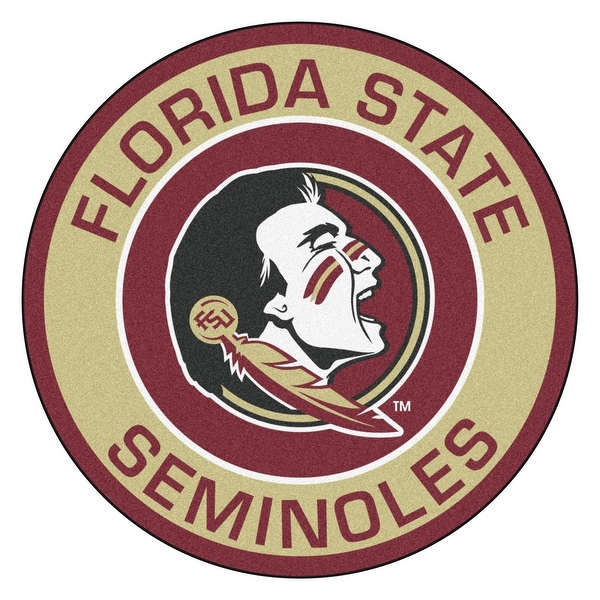Shop Ncaa Florida State University Seminoles Rounded Non
