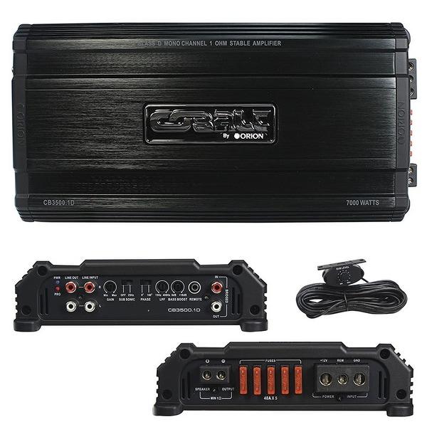 Orion Cobalt D Class Amplifier 7000 Watts @ 1 ohm