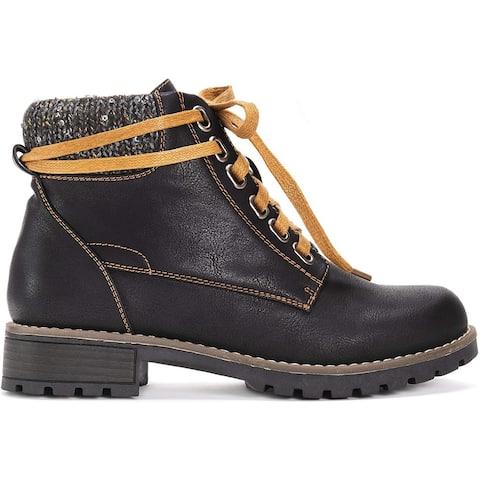 MUK LUKS Women's Mitzi Boot - 8
