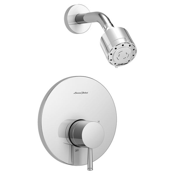 American Standard TU064.501 Serin Shower Only Trim Package with 2.5 GPM Multi Function Shower Head