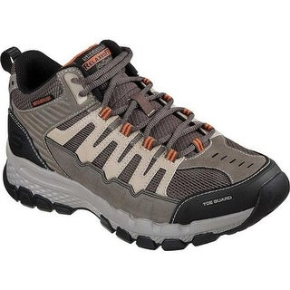 Skechers Men's Outland 2.0 Girvin Hiking Shoe Brown/Taupe