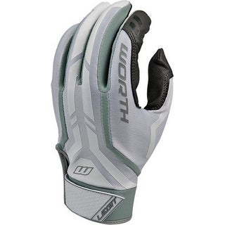 Worth Legit Fast Pitch Pair Batting Gloves