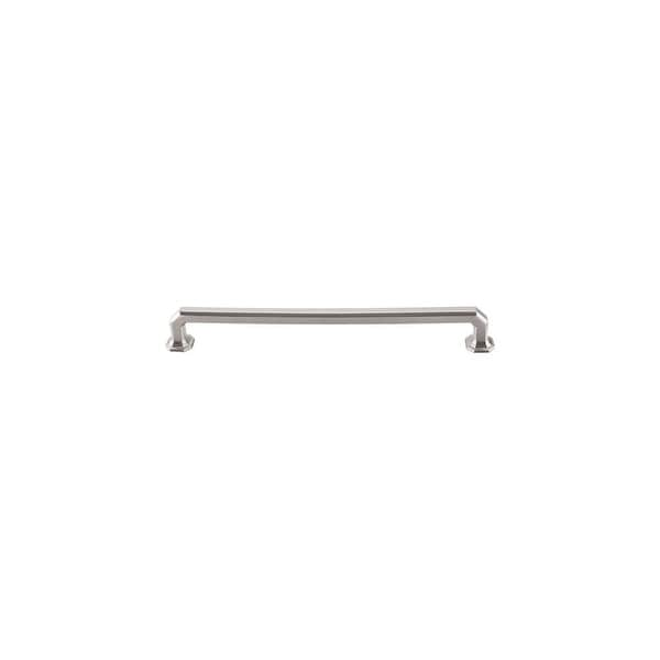 """Top Knobs TK290 Emerald 9"""" Center to Center Handle Cabinet Pull from the Chareau Series"""