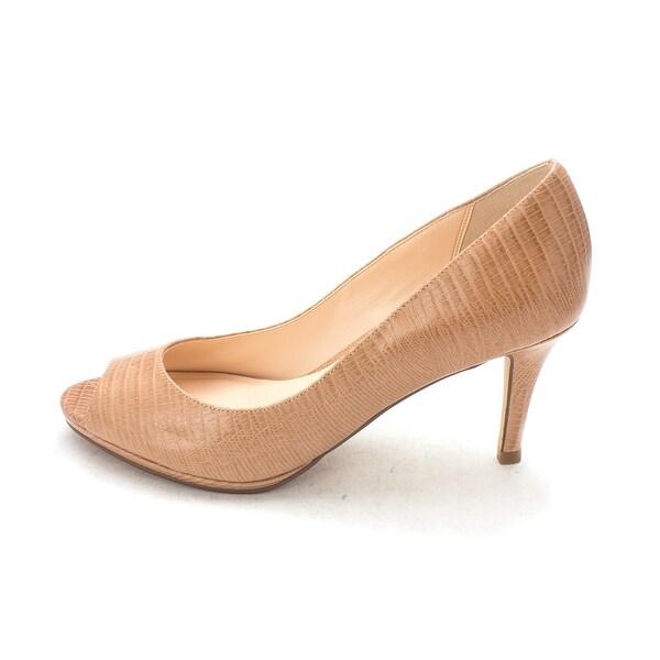 Cole Haan Womens Belindasam Peep Toe Classic Pumps - 6