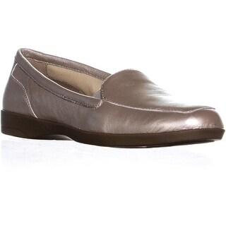 Easy Spirit Devitt11 Slip On Loafers, Gold - 6 us