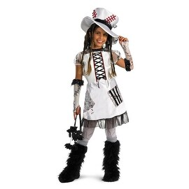Monster Bride Child Costume, Large (10-12)