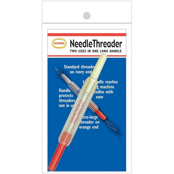 2-In-1 Needle Threader-