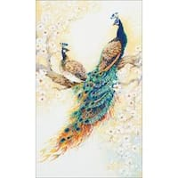 """11.75""""X19.75"""" 14 Count - Persian Garden Counted Cross Stitch Kit"""