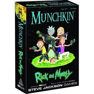 MUNCHKIN®: Rick And Morty - multi