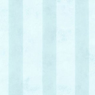 Brewster HAS79176 Gia Aqua Soft Stripe Wallpaper