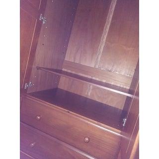 Copper Grove Kinaskan Shelves for Family, Grand, Flexible Armoires