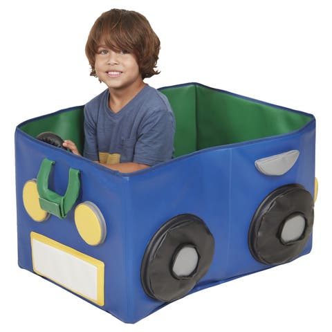 ECR4Kids My Safe Space Toy Car for Kids