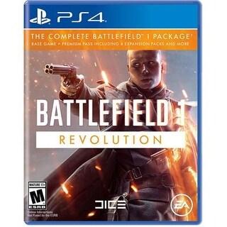 Electronic Arts Ela 73819 Battlefield 1 Revolution Edition - Playstation 4