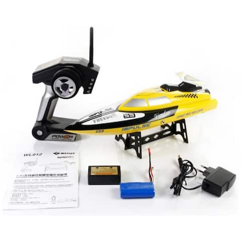 "18"" RC 4CH 2.4Ghz Speed Racing Remote Control Boat"