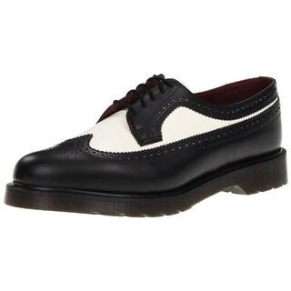 Dr. Martens Mens Leather Brogue Derby Shoes - 12 medium (d)