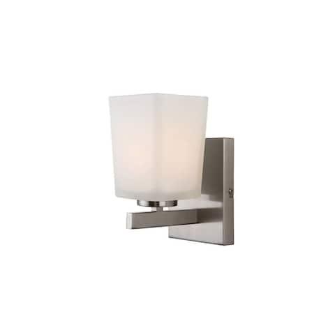 "Canarm IVL472A01 Hartley Single Light 4-3/4"" Wide Bathroom Sconce"