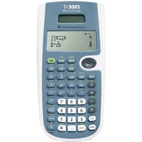 Texas Instruments 30Xsmv/Tbl Ti-30Xs Scientific Calculator - Lcd - Battery/Solar Powered