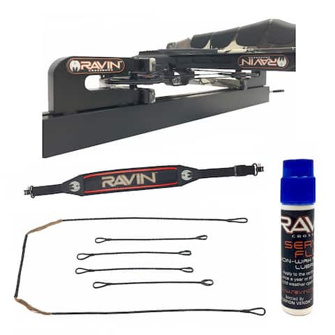 Ravin Crossbows Press with Shoulder Sling and Accessory Kit