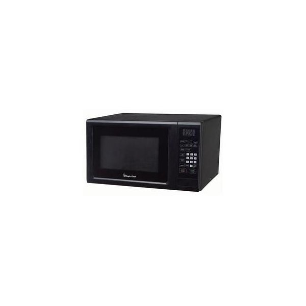 Magic chef mcm1110b 1.1 microwave oven black
