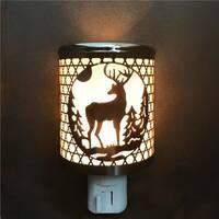 ACE NL 1096 Aluminum Crafted LED Night Light - Loving Owls