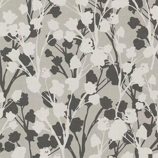 Brewster 347-20126 Lawson Black Botanical Silhouette Wallpaper