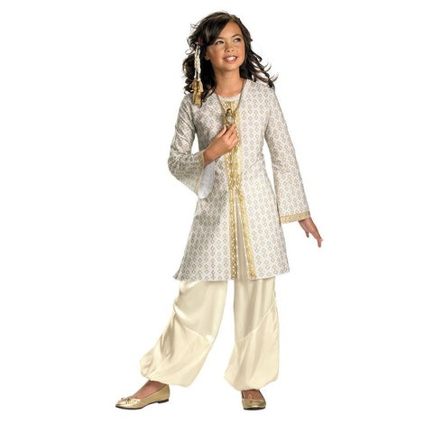 Prince of Persia Princess Tamina Deluxe Child Costume Size S (4-6x)