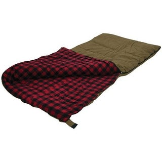 Stansport 529-100 Kodiak Canvas Sleeping Bag